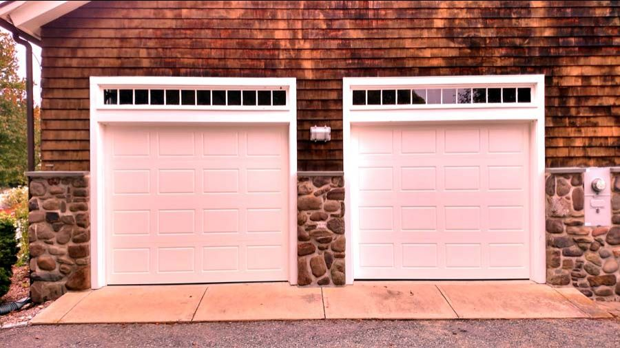 Legacy Raised Short Panel Solid 2 Doors