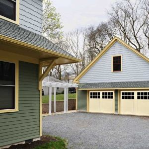 Presidential PR11 S Adams Versa Victorian Detached Garage