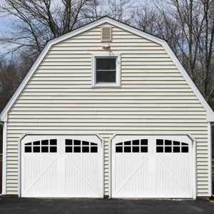 Roaring Twenties RT15 A Patterson Bead Board 26 Top On Detached Garage